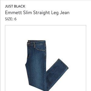Just Black Jeans through Stitch Fix